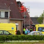 Traumahelikopter ingezet voor persoon van steiger gevallen Zonnedauw Eerbeek