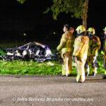 Ernstig eenzijdig ongeval Stakenbergweg Elspeet
